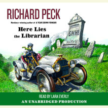Here Lies the Librarian Cover