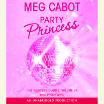 The Princess Diaries, Volume VII: Party Princess Cover