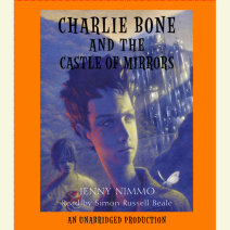 Charlie Bone and the Castle of Mirrors Cover