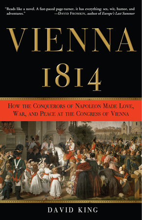 Vienna, 1814 by David King