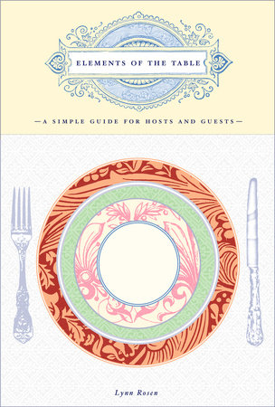 Elements of the Table by Lynn Rosen