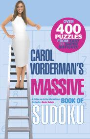 Carol Vorderman's Massive Book of Sudoku