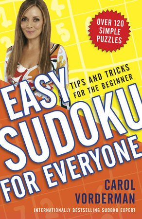 Easy Sudoku for Everyone by Carol Vorderman