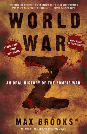 World War Z (Movie Tie-In Edition) by Max Brooks