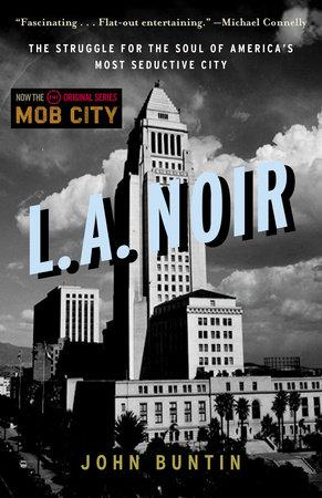 L.A. Noir Book Cover Picture