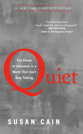 The cover of the book Quiet