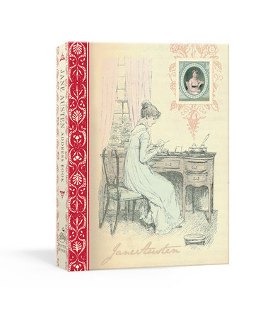 Jane Austen Address Book by Potter Style