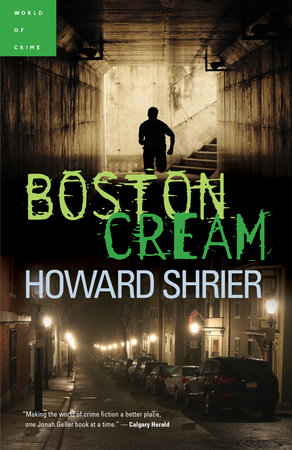 Boston Cream by Howard Shrier