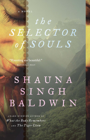 The Selector of Souls Book Cover Picture