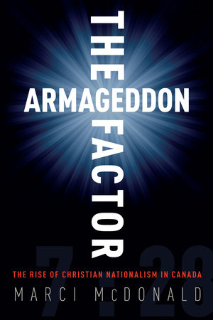 The Armageddon Factor by Marci McDonald