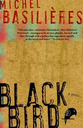 Black Bird by Michel Basilieres