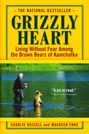 Grizzly Heart by Charlie Russell