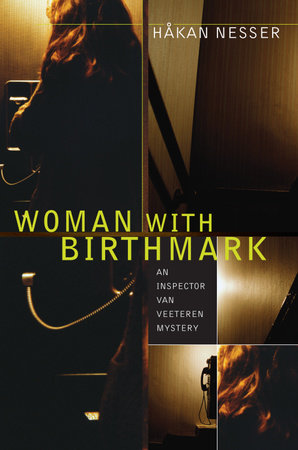 Woman with Birthmark by Hakan Nesser