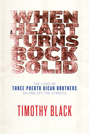 When a Heart Turns Rock Solid by Timothy Black