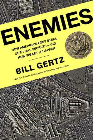 Enemies by Bill Gertz