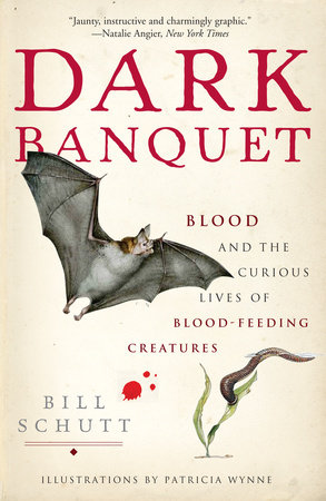 The cover of the book Dark Banquet