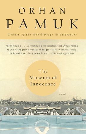 The Museum of Innocence Book Cover Picture