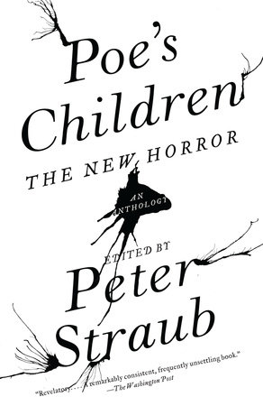 The cover of the book Poe's Children