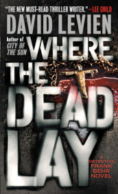 Where the Dead Lay