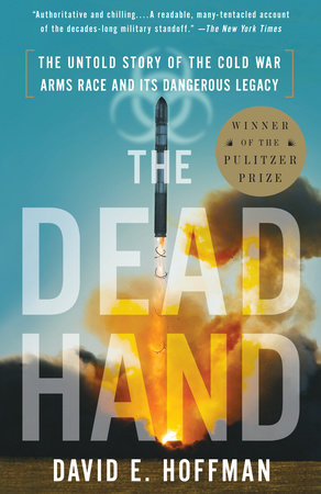 The Dead Hand Book Cover Picture