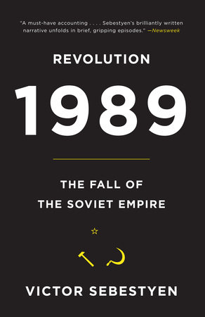 Revolution 1989 by Victor Sebestyen