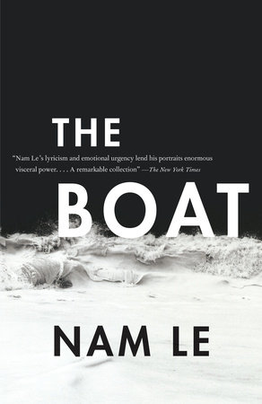 The Boat Book Cover Picture