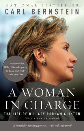 A Woman in Charge Book Cover Picture