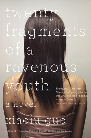 Twenty Fragments of a Ravenous Youth by Xiaolu Guo