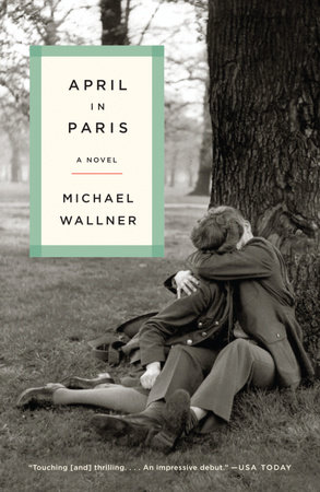 April in Paris by Michael Wallner