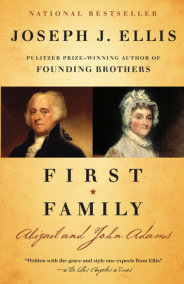 founding brothers by joseph j ellis com first family