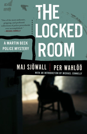 LOCKED ROOM by Maj Sjowall and Per Wahloo