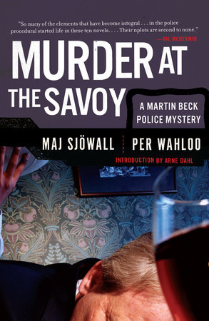 MURDER AT SAVOY