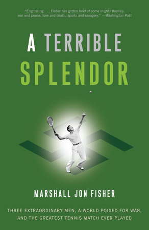 A Terrible Splendor Book Cover Picture