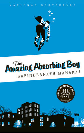 The Amazing Absorbing Boy by Rabindranath Maharaj
