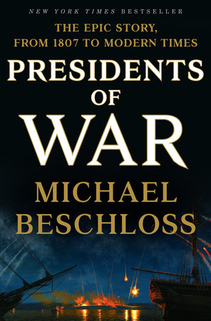 The cover of the book Presidents of War