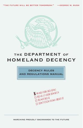 The Department of Homeland Decency by Susan Fuller and Frank Fuller