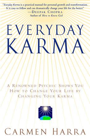 Everyday Karma by Carmen Harra