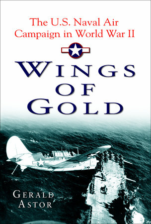 Wings of Gold by Gerald Astor