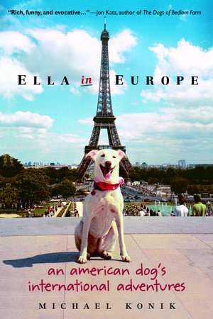 Ella in Europe by Michael Konik