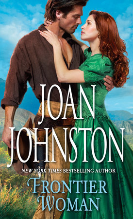 Frontier Woman by Joan Johnston