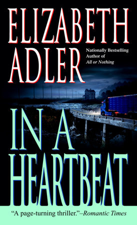 In a Heartbeat by Elizabeth Adler