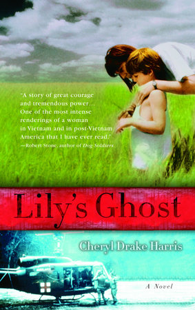 Lily's Ghost by Cheryl Drake Harris