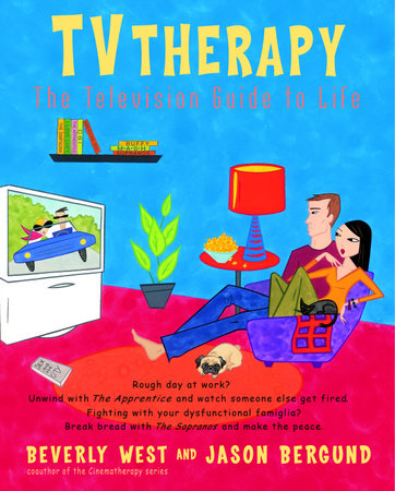 TVtherapy by Beverly West and Jason Bergund