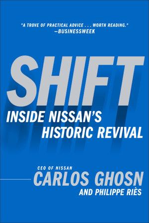 Shift by Carlos Ghosn