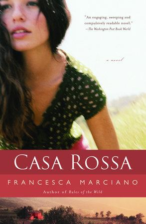 Casa Rossa by Francesca Marciano