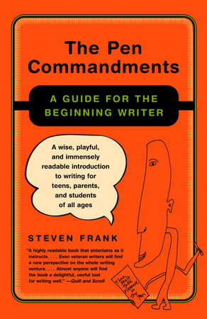 The Pen Commandments by Steven Frank