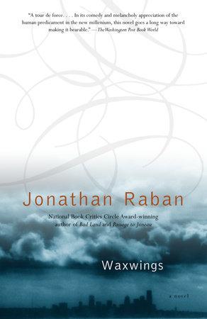 Waxwings by Jonathan Raban