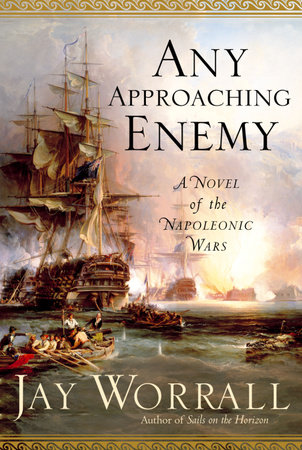 Any Approaching Enemy by Jay Worrall