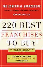 220 Best Franchises to Buy