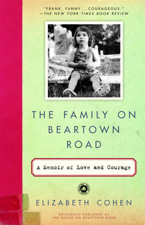 The Family on Beartown Road by Elizabeth Cohen